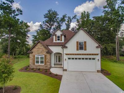 Conway Single Family Home Active W/Kickout Clause: 214 Rivers Edge Dr.