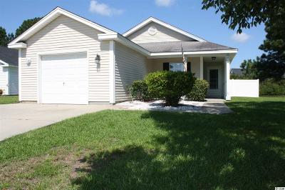 Myrtle Beach Single Family Home For Sale: 4783 Southgate Parkway