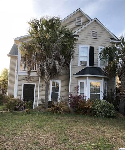 Myrtle Beach Single Family Home For Sale: 436 Emerson Drive