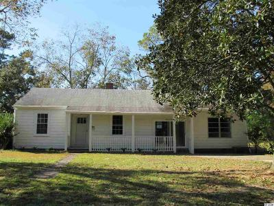 Georgetown Single Family Home Active-Pending Sale - Cash Ter: 1912 Cherry St.
