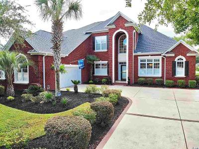 North Myrtle Beach Single Family Home For Sale: 5408 Pheasant Dr