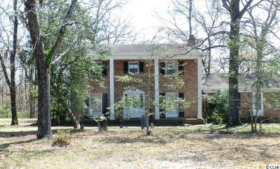 Conway Single Family Home For Sale: 1986 Hwy 905