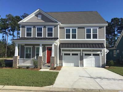 Murrells Inlet Single Family Home Active-Pend. Cntgt. On Financi: 1025 Longwood Bluffs Cir.