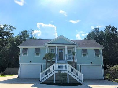 Pawleys Island Single Family Home Active-Pend. Contingent Contra: 133 Sandy Knowe Ln.