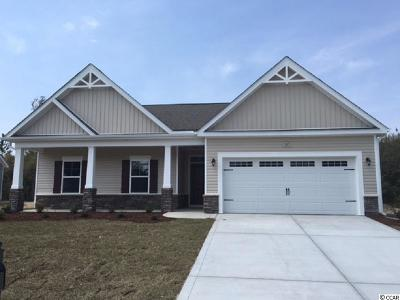 Conway Single Family Home For Sale: 363 Dunbarton Ln.