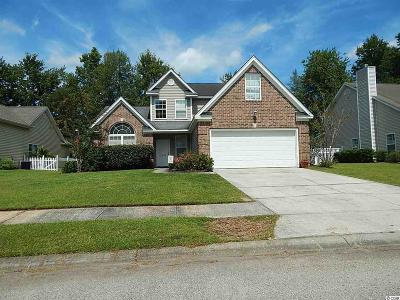 Horry County Single Family Home For Sale: 3308 Prioloe Dr.