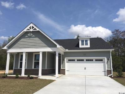 Conway Single Family Home For Sale: 342 Dunbarton Ln.