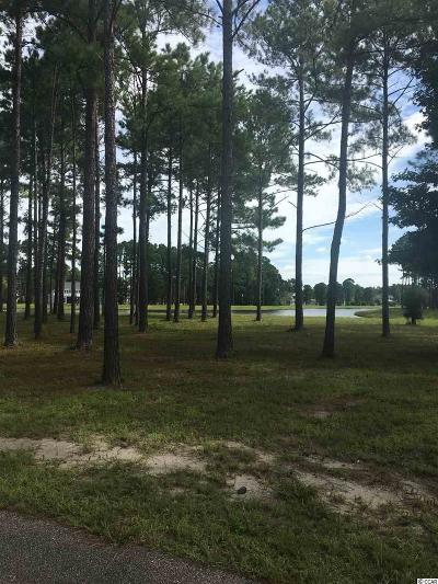 Georgetown County, Horry County Residential Lots & Land For Sale: 656 Waterbridge Blvd.