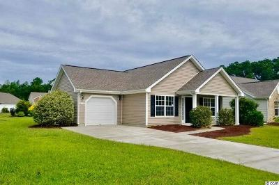 Murrells Inlet Single Family Home For Sale: 613 Locke Ct