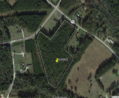 Loris Residential Lots & Land Active Under Contract: Tbd Highway 554