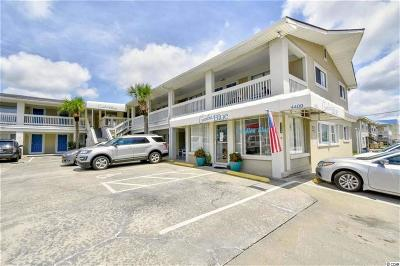 North Myrtle Beach Condo/Townhouse Active-Hold-Don't Show: 4409 N Ocean Blvd. #209