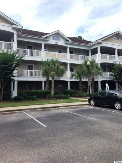 North Myrtle Beach Condo/Townhouse For Sale: 5824 Catalina Dr. #1123