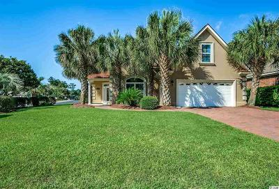North Myrtle Beach Single Family Home For Sale: 602 Tradewind Ct.