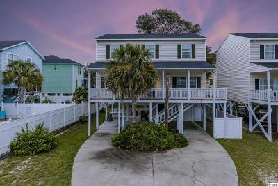 Surfside Beach Single Family Home For Sale: 1413 S Dogwood Dr.