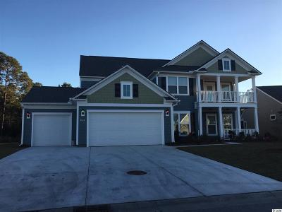 Myrtle Beach Single Family Home Active-Pend. Cntgt. On Financi: 1153 Brentford Place