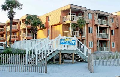 Garden City Beach Condo/Townhouse Active-Pend. Cntgt. On Financi: 720 N Waccamaw Dr #107