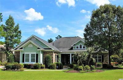 Murrells Inlet Single Family Home For Sale: 42 Cascade Dr.