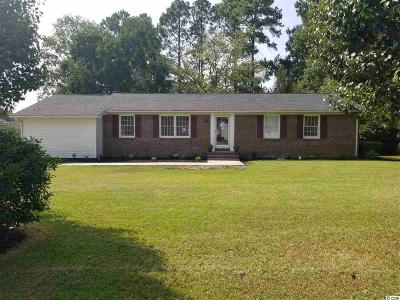 Conway Single Family Home For Sale: 1504 16th Ave.
