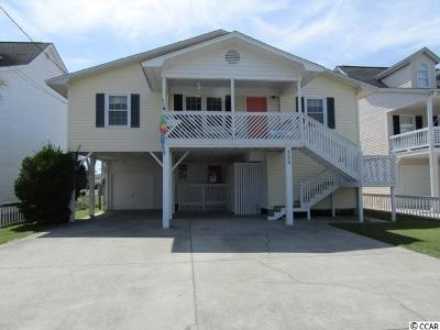 North Myrtle Beach Single Family Home For Sale: 329 59th Avenue North