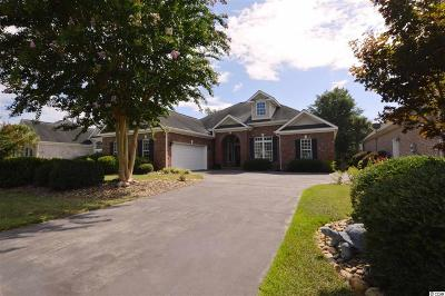 North Myrtle Beach Single Family Home For Sale: 809 East Coast Lane