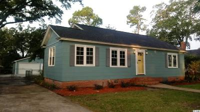 Georgetown Single Family Home Active-Pend. Cntgt. On Financi: 1025 Palmetto St.