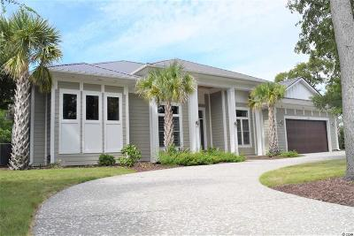 Myrtle Beach Single Family Home Active-Pend. Contingent Contra: 415 39th Ave N.