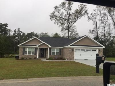 Aynor SC Single Family Home Sold: $198,350