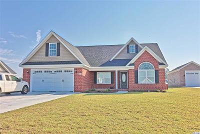 Aynor SC Single Family Home Active-Pending Sale - Cash Ter: $275,876