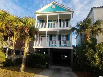 Surfside Beach Single Family Home For Sale: 13 A N Seaside Dr