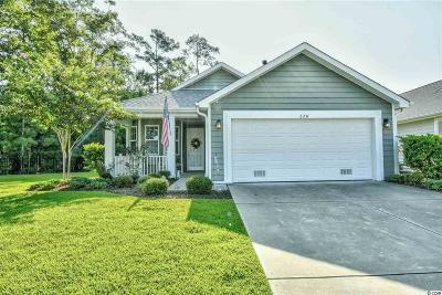 Murrells Inlet Single Family Home For Sale: 620 Grand Cypress Way