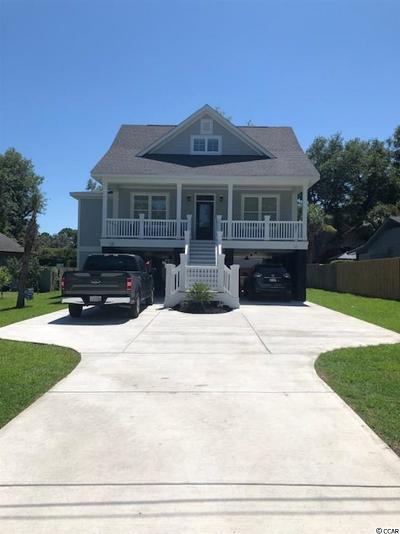 Surfside Beach Single Family Home Active-Pend. Cntgt. On Financi: 515 S Maple Ave.