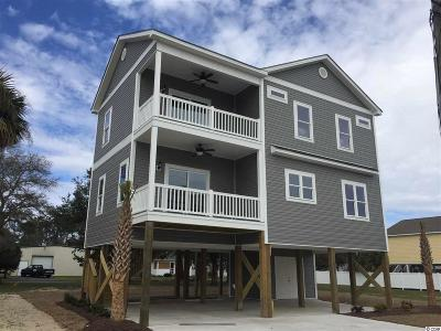 North Myrtle Beach Single Family Home For Sale: 3608 Seaview
