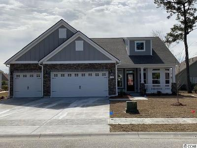 North Myrtle Beach Single Family Home Active-Pend. Cntgt. On Financi: 1700 Lake Egret Drive