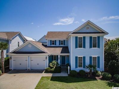 North Myrtle Beach Single Family Home For Sale: 536 Olde Mill Drive