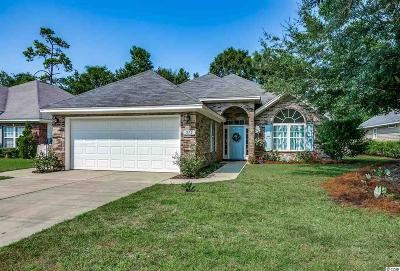 Pawleys Island Single Family Home Active-Pending Sale - Cash Ter: 312 Crooked Oak Dr