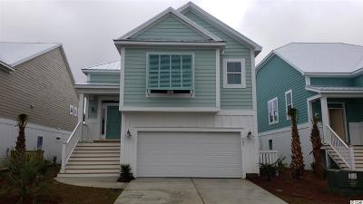 Murrells Inlet Single Family Home For Sale: 523 Chanted Drive