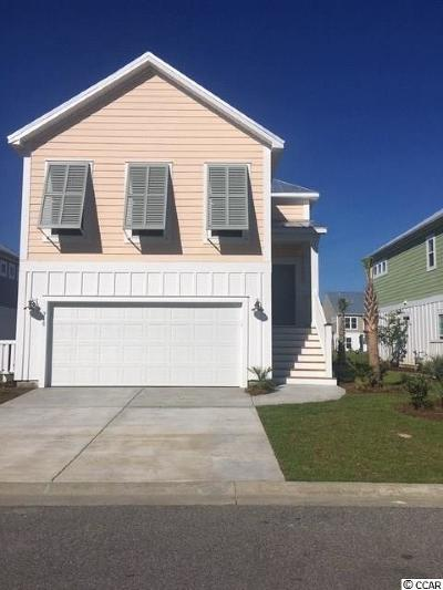 Murrells Inlet Single Family Home For Sale: 248 Splendor Circle