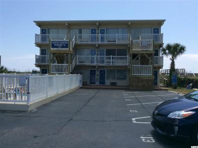 North Myrtle Beach Condo/Townhouse For Sale: 1607 S Ocean Blvd. #15