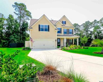 Murrells Inlet Single Family Home For Sale: 23 Cyclamen Ct.