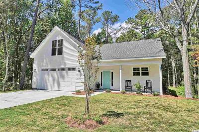 Pawleys Island Single Family Home Active-Pend. Cntgt. On Financi: 541 Kings River Road