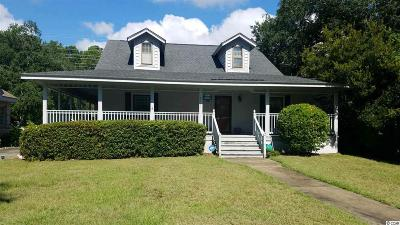 Murrells Inlet Single Family Home Active-Pend. Cntgt. On Financi: 5006 S First Street