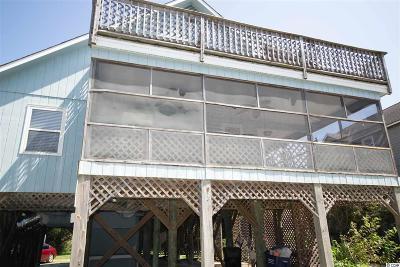 Pawleys Island Single Family Home For Sale: 300 D Myrtle Avenue