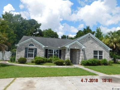 Myrtle Beach Single Family Home Active Under Contract: 155 Osprey Cove Loop