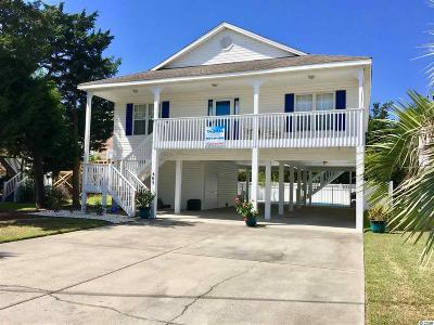 North Myrtle Beach Single Family Home Active-Pend. Cntgt. On Financi: 405 N 26th Avenue