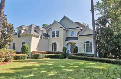 Murrells Inlet Single Family Home For Sale: 26 Highwood Circle