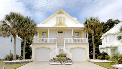 Murrells Inlet Single Family Home For Sale: 184 Georges Bay Rd.
