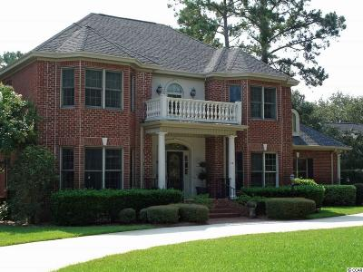 Pawleys Island Single Family Home For Sale: 22 Westchester Pl.