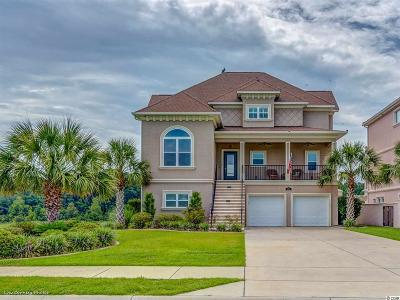 Myrtle Beach Single Family Home For Sale: 197 Avenue Of The Palms