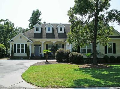 Pawleys Island Single Family Home For Sale: 73 Hunters Oak Court