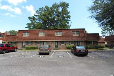 Conway Condo/Townhouse Active-Pending Sale - Cash Ter: 1025 Carolina Rd. #W3
